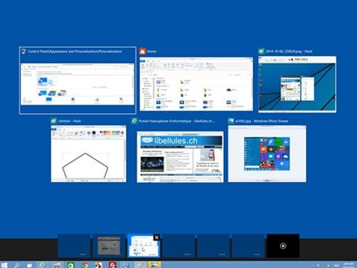 multiple desktop